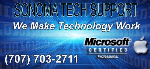 SONOMA TECH SUPPORT